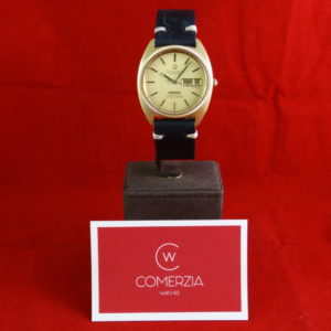 omega constellation gold oro 1680057 0794