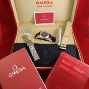 omega railmaster trilogy limited edition 2607