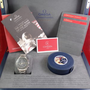 omega speedmaster apollo 45th limited edition 3396