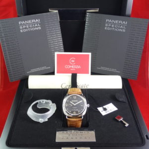 panerai radiomir special edition madrid 8 days 3644