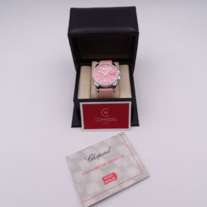 chopard mille miglia GT XL racing in pink 3399