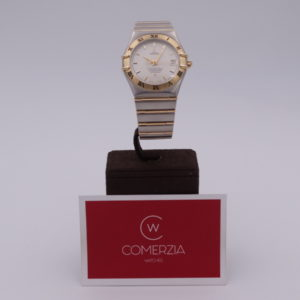 omega constellation coaxial 2763