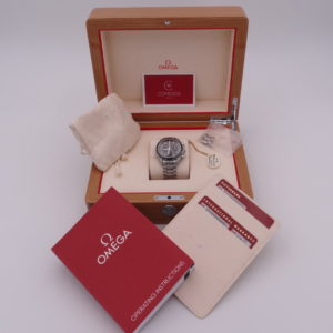 omega speedmaster reduced automatic 0654