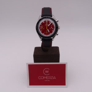 omega speedmaster reduced racing schumacher 4256
