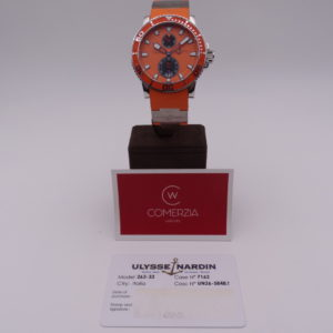 ulysse nardin maxi marine diver orange 4226 copia