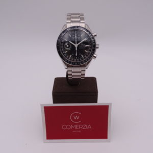 omega speedmaster triple day date reduced automatic 7158