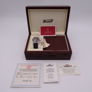 tissot chronograph janeiro limited edition 7784