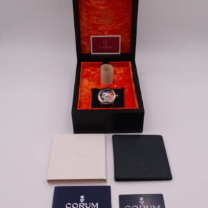 corum bubble baron samedi limited edition 8546