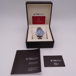 tag heuer aquaracer 300m blue 4873